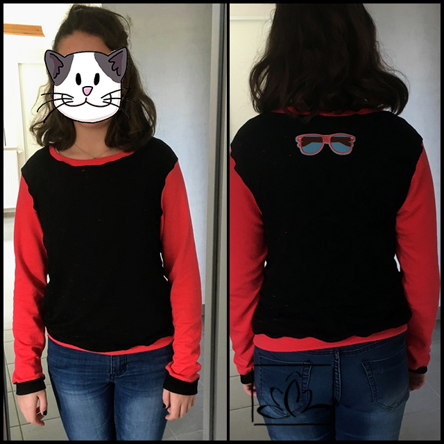 Sweat femme - taille S